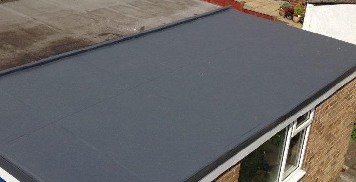Image Why you should choose a good quality flat roof system