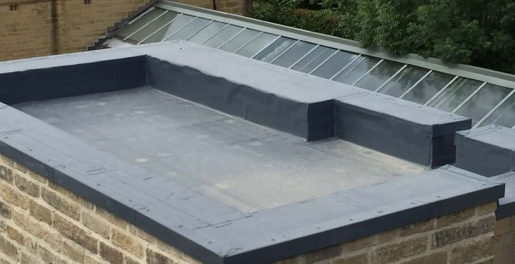 Building a good flat roof