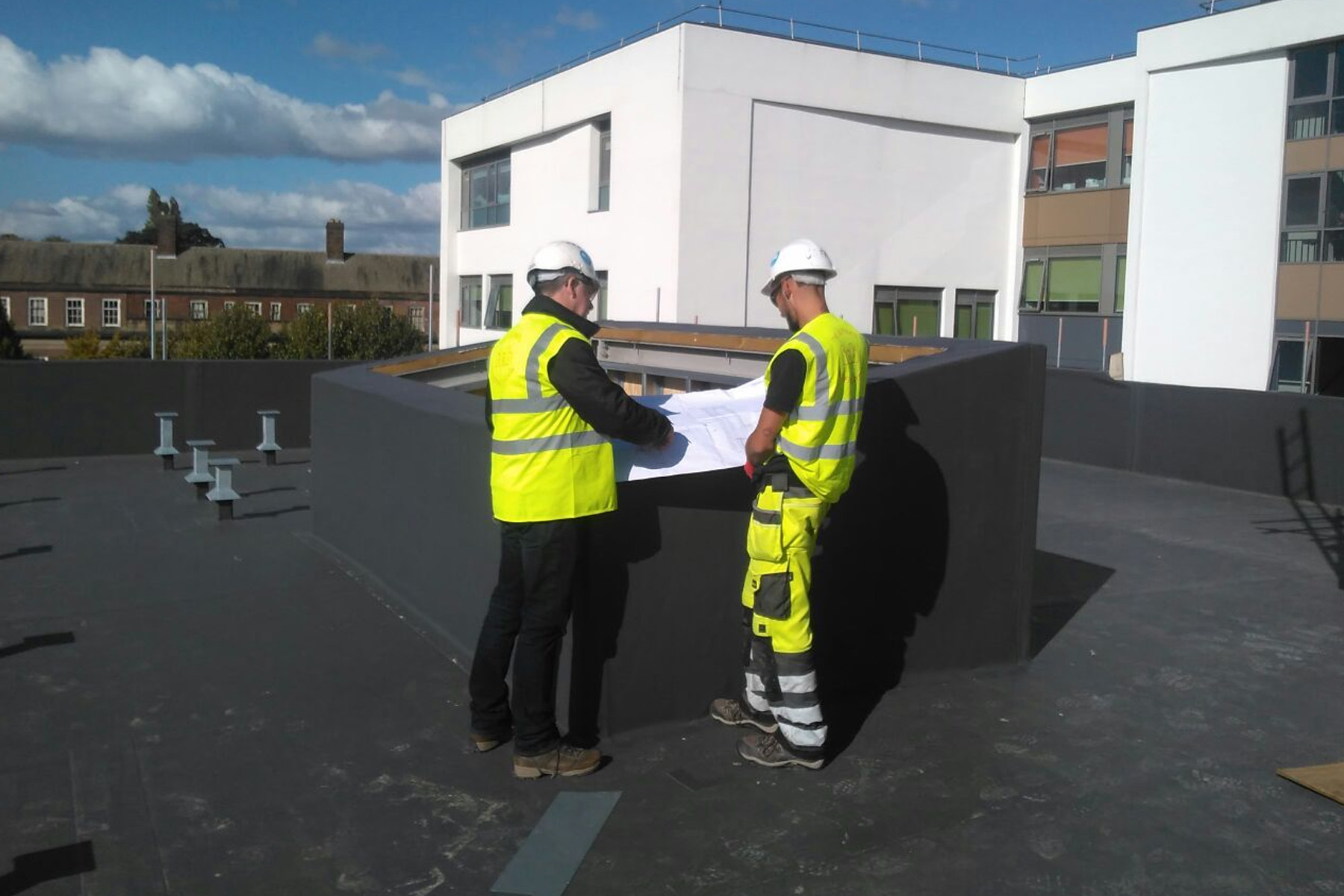 Roof Services In Leeds Amp Wakefield Endon Roofing
